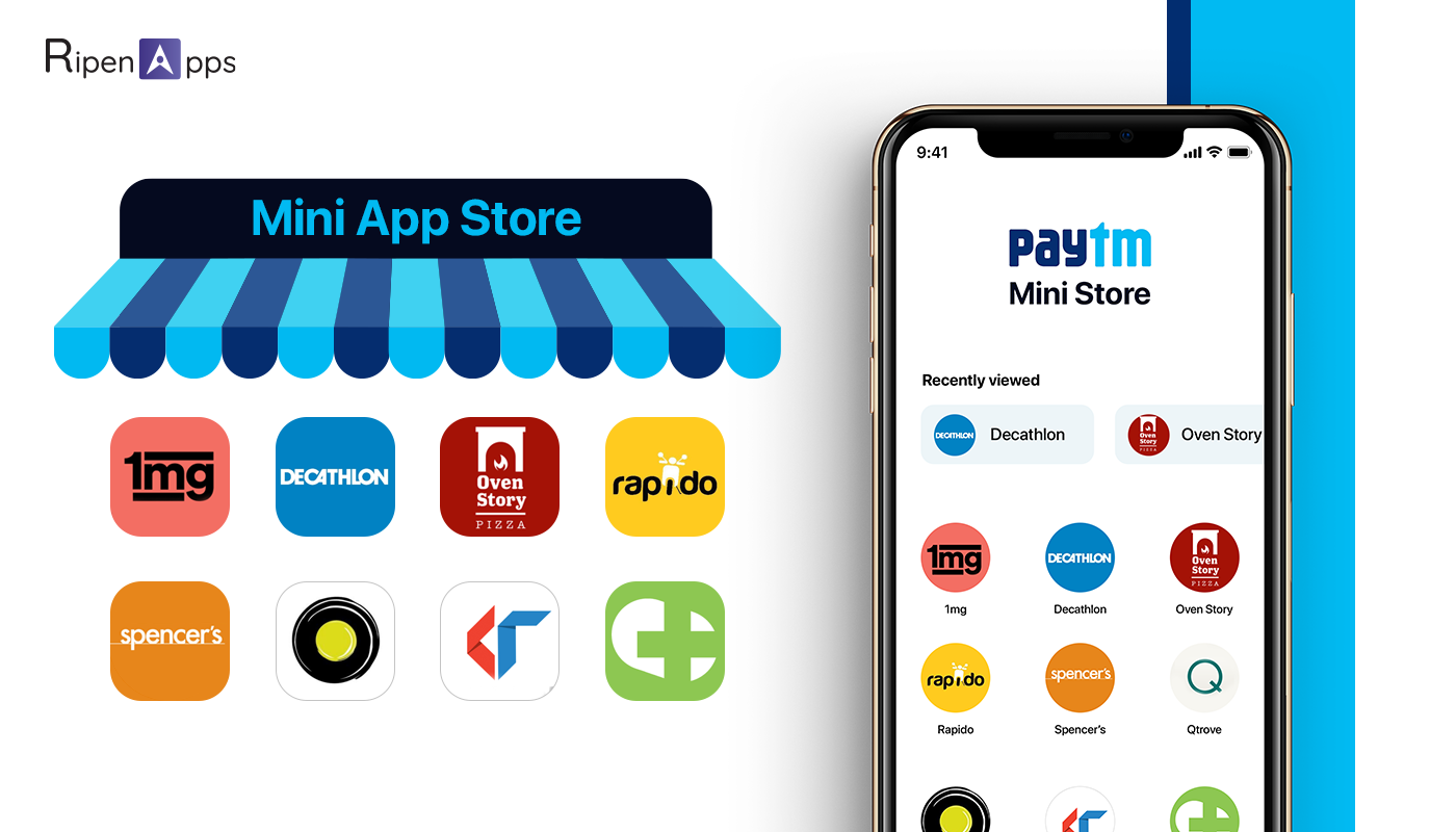 Paytm Launches its Mini App Store to Benefit Startups, Developers & Users