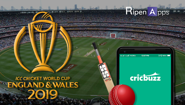 Cover Solitary Updates of World Cup 2019 Via Building an App Like Cricbuzz
