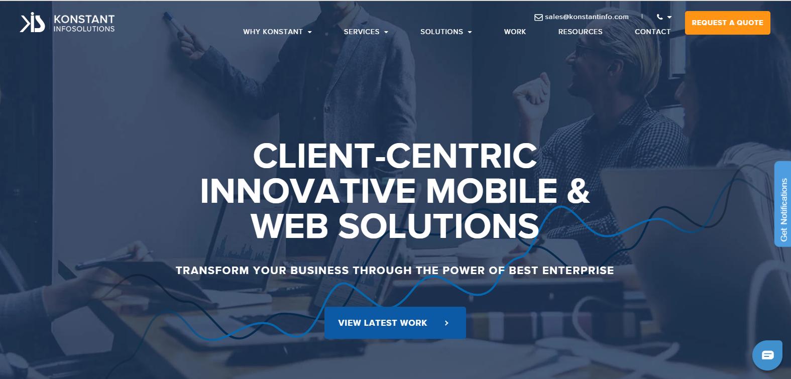 Konstant Info Solutions