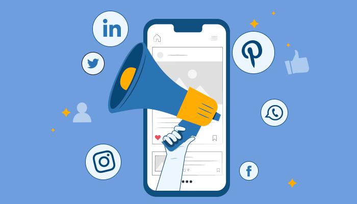 Make Social Media Your Advantageous Weapon point Type a message