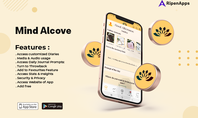 Mind Alcove-Your Personal Digital Space to Pen Down your Thoughts